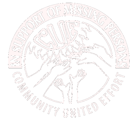 CUE – Community United Effort – Serving Missing Persons Nationwide