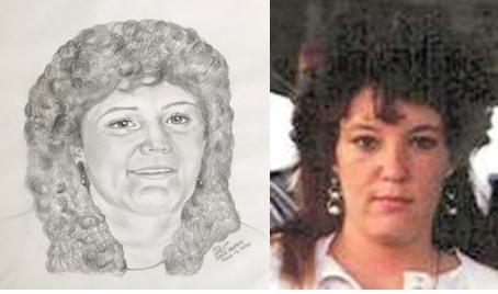 Debra Asbury age progression